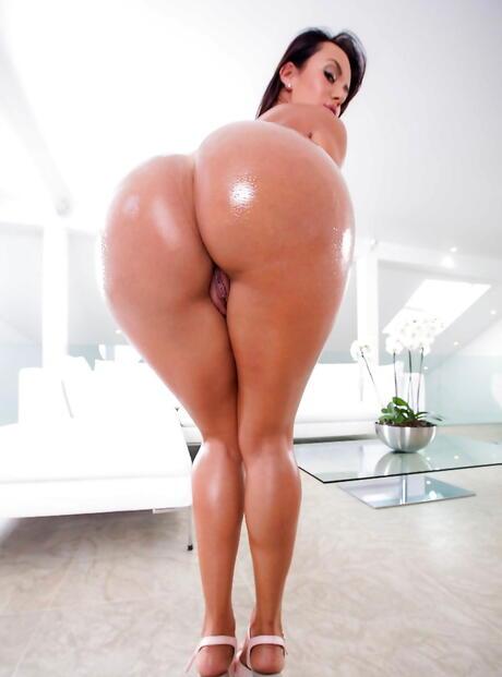 Oiled Ass