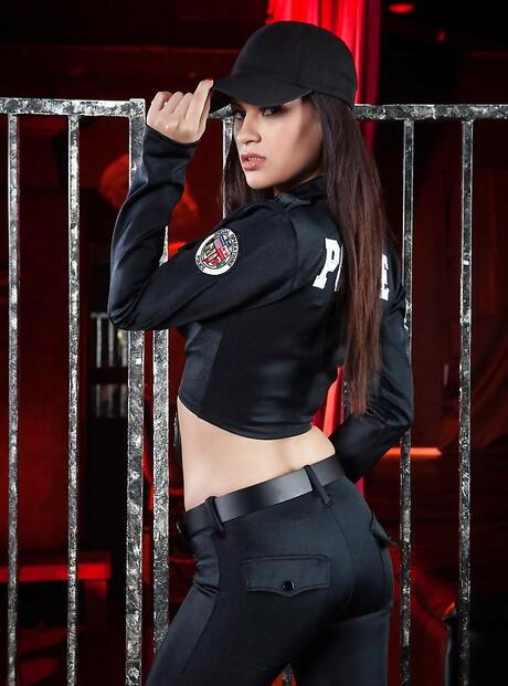 Hot Police Ass